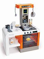 Интерактивная мини кухня ChefTronic Mini Tefal Smoby (свет+звук), 3+ (311407)