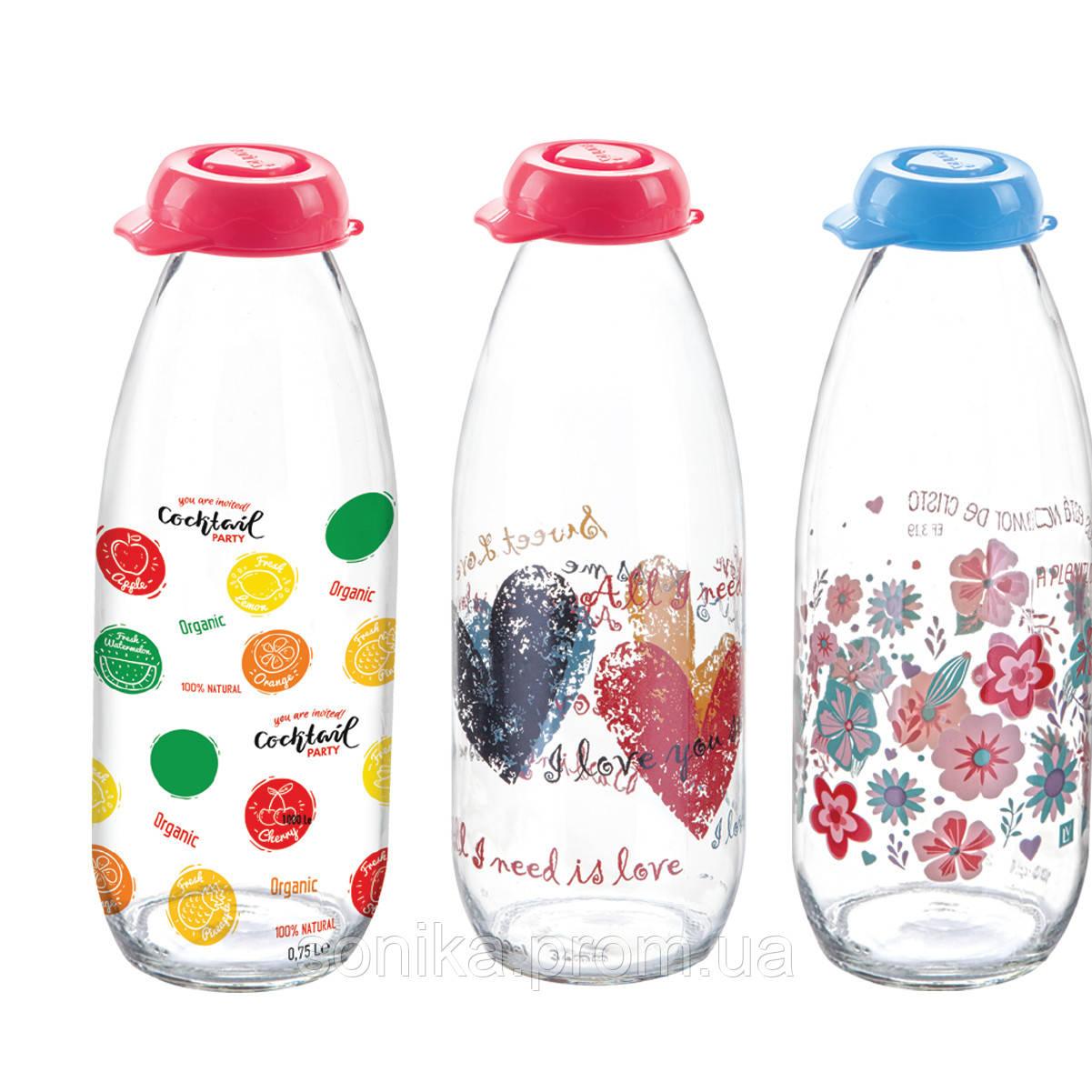 Пляшка для напоїв Sarina 500 мл S-761
