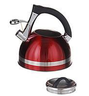 Чайник со свистком А-Плюс 1382 на 3,0 л