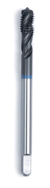 Машинний мітчик DIN 376 (2184-1) 6H  HSSE-PM-TiAlN Form C/ RSP 35° Голубе кільце M 12  GSR Німеччина