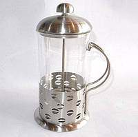 Заварник френч-пресс 350 мл для чая или заварного кофе