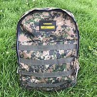 Городской и школьный рюкзак для мальчиков Battlegrounds камуфляжный, фото 1