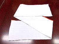 Резинка манжетная двойная с перегибом 16 см (белый) (арт. 2059)