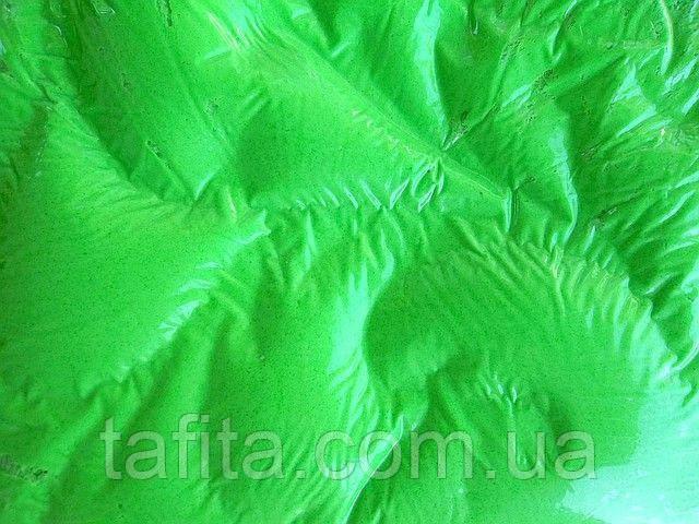 Мастика зеленая