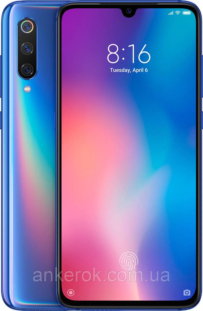 Смартфон Xiaomi Mi 9 6/64GB Global UK (Ocean Blue)