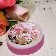 """Мыло с картинкой """"Розы"""""""