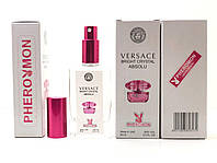 Versace Bright Crystal Absolu (Версаче Брайт Крістал Абсолют) з феромонами 60 мл