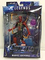 Супергерой Человек-паук, игрушка из комиксов Marvel. Поштучно.