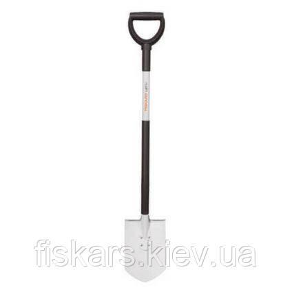 Лопата штыковая облегченная Fiskars 131513 (1019605)