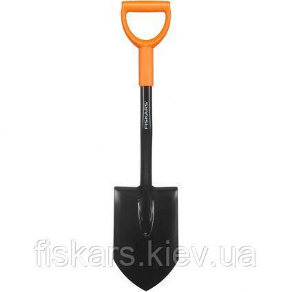 Лопата короткая Solid Fiskars 131417 (1014809)