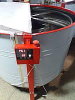 Медогонка 6-ти рамочная автоматическая под рамку Дадан. Модель 2 сенсорный блок управления