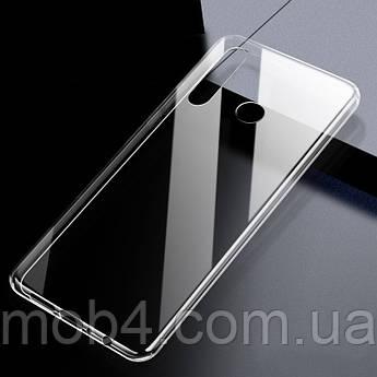 Прозорий силіконовий чохол бампер накладка для Huawei (Хуавей) Nova 2S