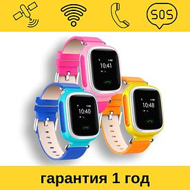 Smart Baby Watch Q60S Детские смарт часы с GPS 4 цвета на выбор