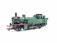 Trix 22855 / пассажирский танк-паровоз 96 серии / Н0