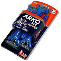 Станки для бритья ARKO MEN (6шт/уп) тройное лезвие