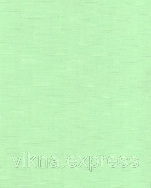 Рулонні штори Лен 1023 зеЛений
