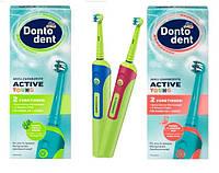 Детская электрическая зубная щетка Dontodent Active Young