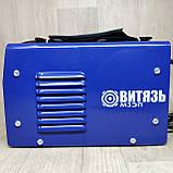 Сварочный аппарат Витязь ИСА-350 в кейсе, фото 3