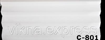 Жалюзі плісе otello fulltone A-801