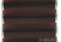 Жалюзі плісе otello blackout C-5160