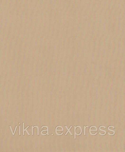 Рулонні штори Гемма темно бежевий б/о 2012
