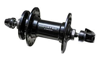 Втулка передняя - Novatec D471SBT под диск промподшипники 36сп