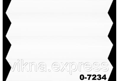 Жалюзі плісе samba 0-7234