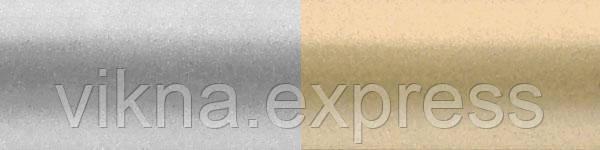 Жлюзі горизонтальні 937/478 срібло золото