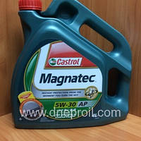 Моторное масло Castrol Magnatec 5W-30 АР 4 л.