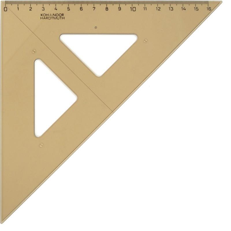 Треугольник 45/177, дымчатый