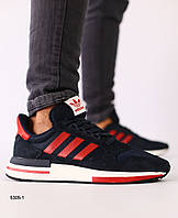 Синий мужские кроссовки Adidas