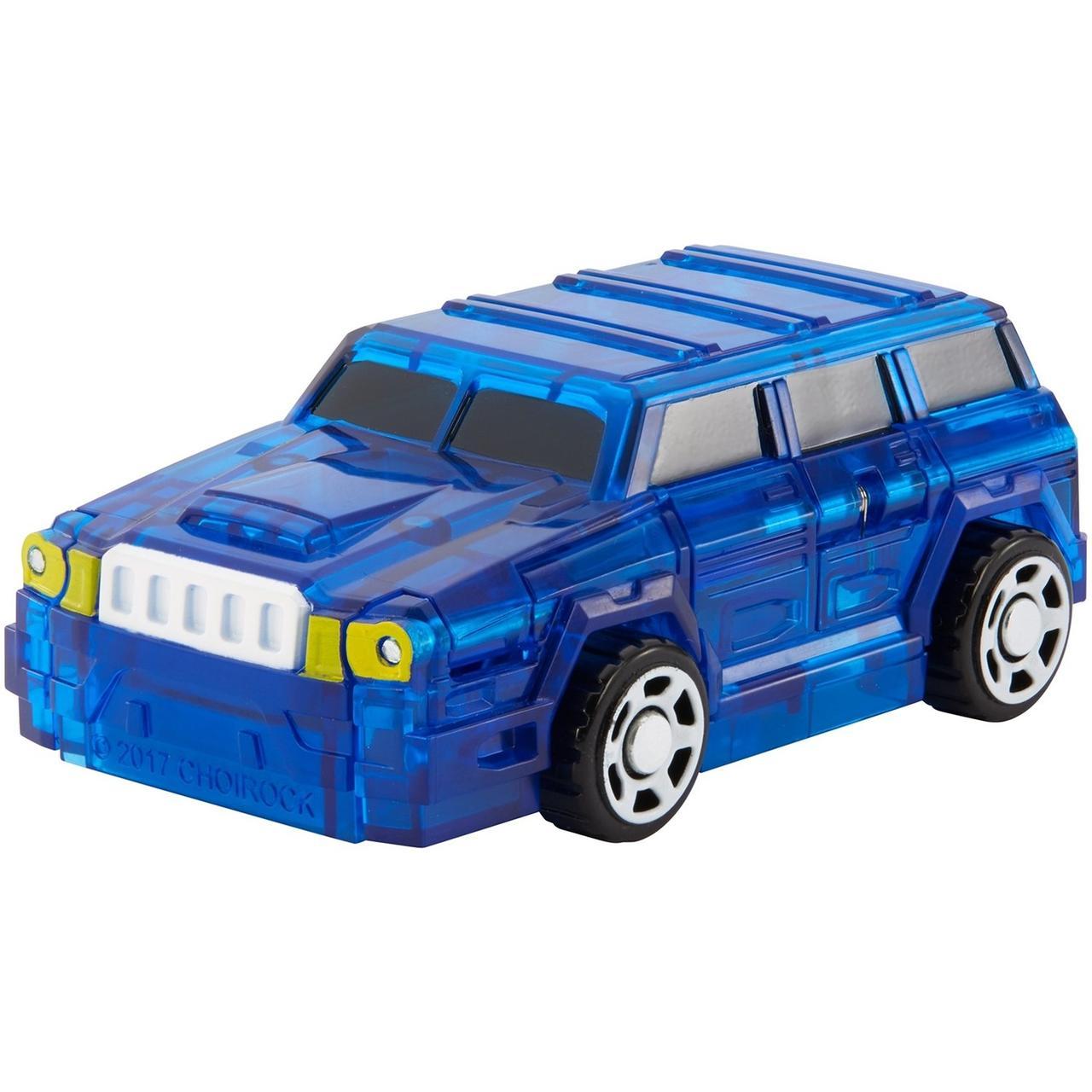 Машинка-трансформер Mecard  Король Джо FXP27 / FXP21