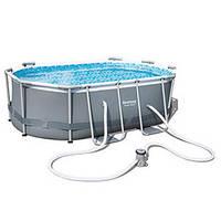 BestWay 56617 Каркасный бассейн (300х200х84 см), фото 1