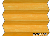 Жалюзі плісе butterfly pearl 2-26051
