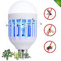 Лампа Приманка Светодиодная для насекомых Zapp Light, цоколь Е27, 220В
