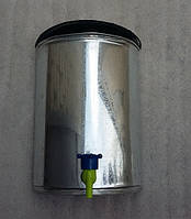 Рукомойник оцинкованный 10л (с краном)