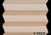 Жалюзі плісе zumba 2-5022