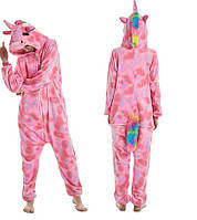 Кигуруми для взрослых Единорог (Pink Dream)