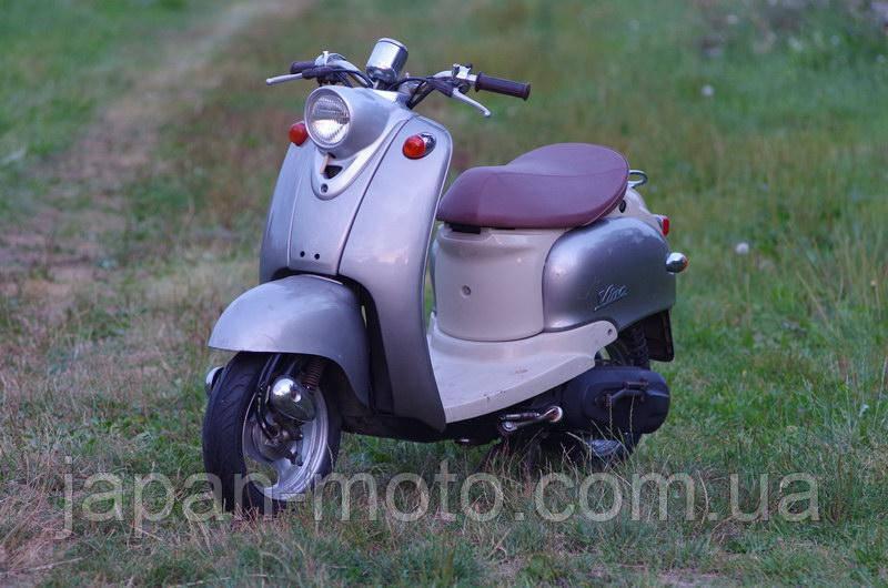 Скутер Yamaha Vino (серый) 2Т