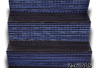Жалюзі плісе nabuco 2-6715