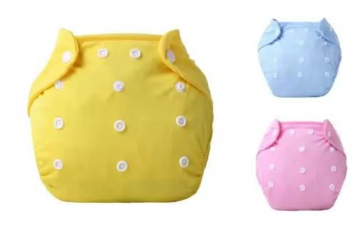 Многоразовый детский подгузник зимний 3-13 кг с вкладышами 2шт