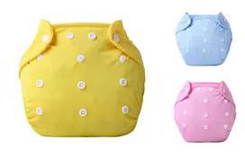 Багаторазовий дитячий підгузник 3-13 кг без вкладишів