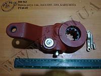 Важіль регул. РТ40-09 (лів., ПАЗ-3203, 3204, КАВЗ) МЗТА