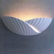 Настенные гипсовые светильники
