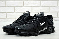 Кроссовки Nike Air Max TN реплика ААА+ размер 41 черный, фото 1