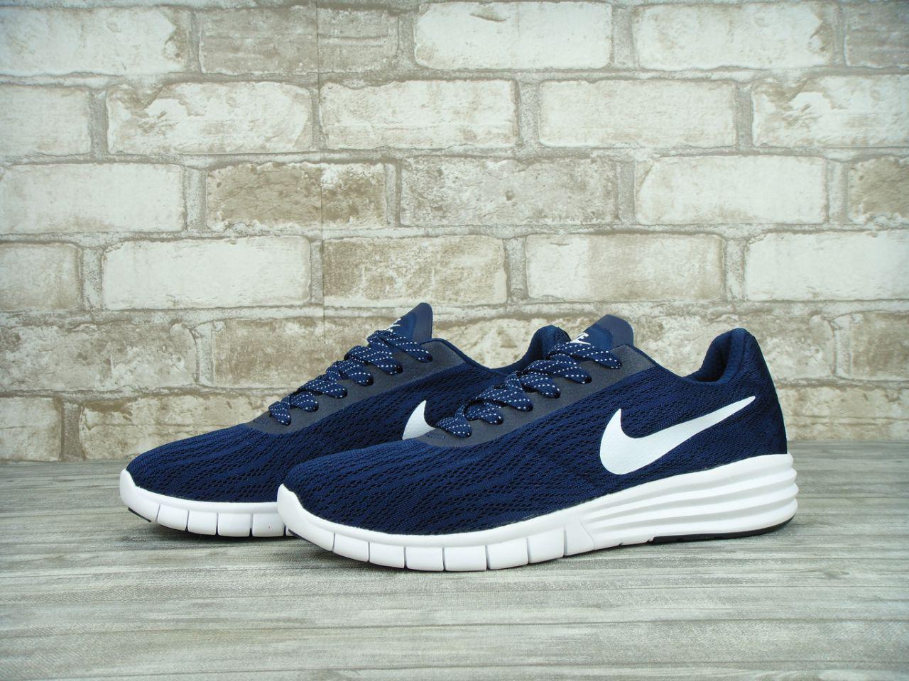 Кроссовки Nike Paul Rodriguez реплика ААА+ размер 42 синий (живые фото), фото 1