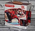 Посуда детская SPIDER MAN подарочный набор 3ка купить оптом со склада 7км Одесса, фото 3