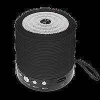 Портативная bluetooth колонка MP3 плеер WSTER WS-631 BLC