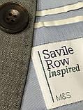 Пиджак мужской летний SAVILE ROW ( 58-60 ), фото 7