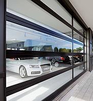Секционные ворота Hörmann ALR F 42 Glazing  3 х 3 м